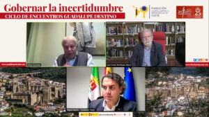 """La Fundación Yuste organiza el """"Ciclo de Encuentros Guadalupe Destino"""" Online para promover el diálogo sobre la gobernanza, la ciencia, la historia y la cultura"""